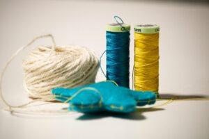 thread, work, creativity